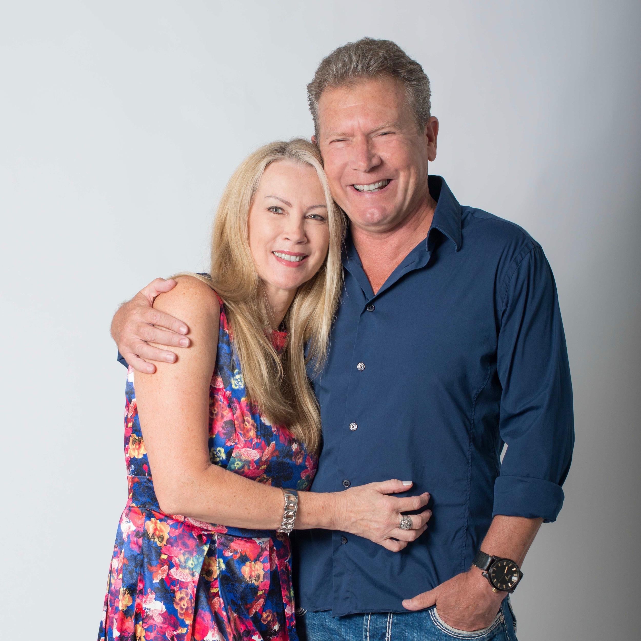 Rob and Glenda Rufus