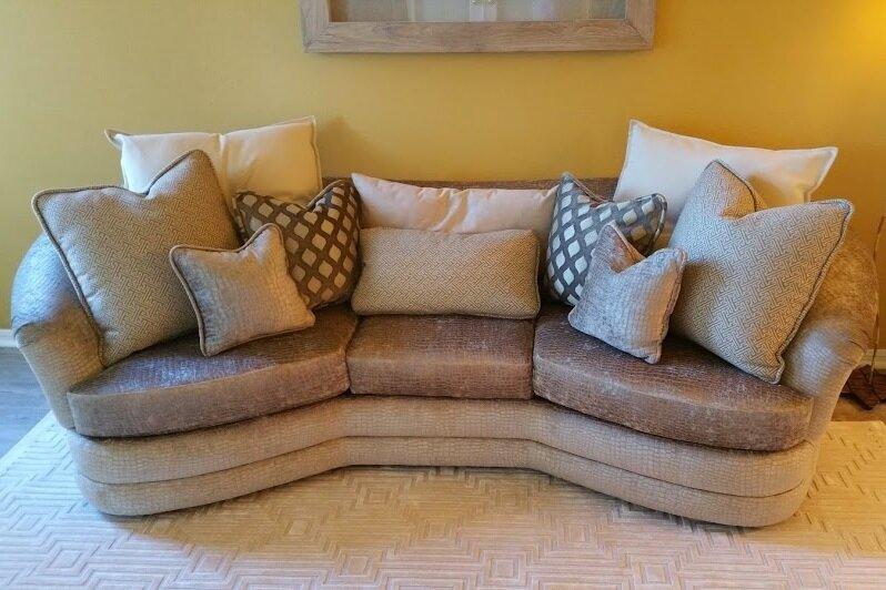 Upholstery & Refinishing -