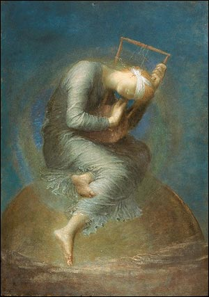 George Frederic Watts  Hope  (1886)