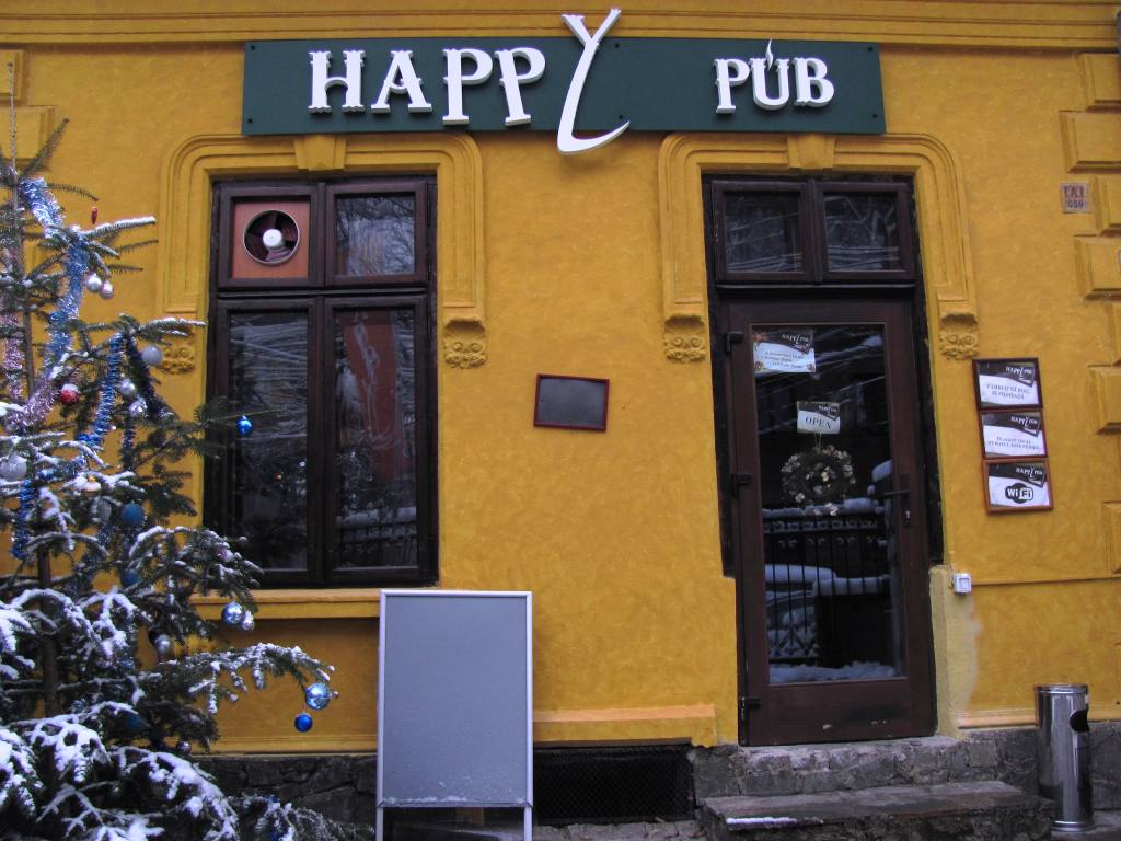Happy Pub | Restograf - Restaurante Bucuresti