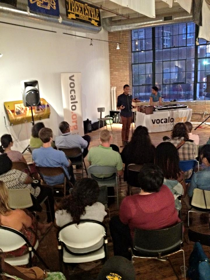 VOCALO.ORG STORYTELLING + MUSIC SERIES