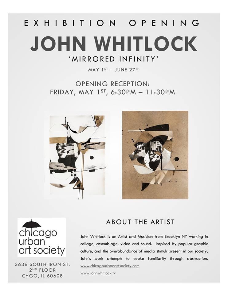 John Whitlock Exhibit Opens May 1st.JPG