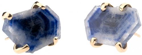 Bario Neal Sapphire Slice earrings