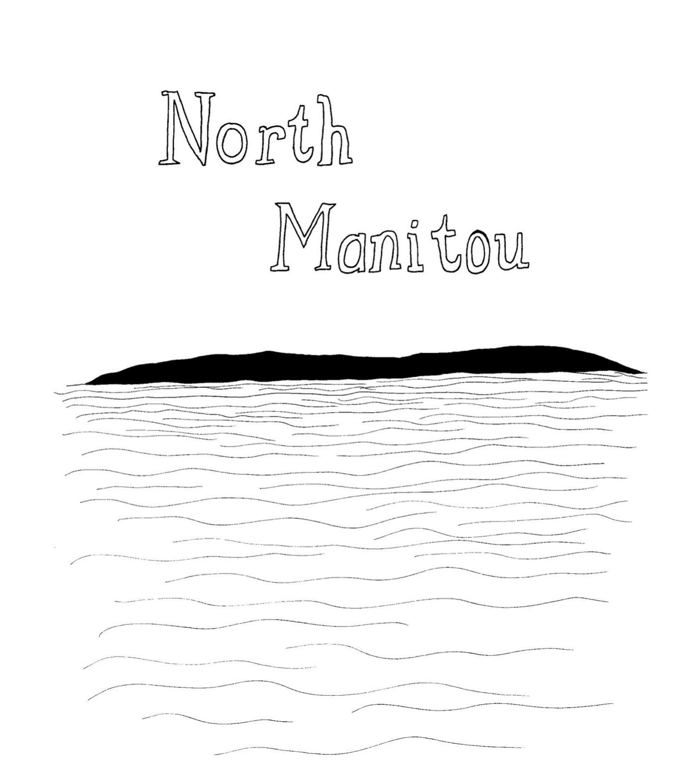 North Manitou Michigan - rebecca mir grady