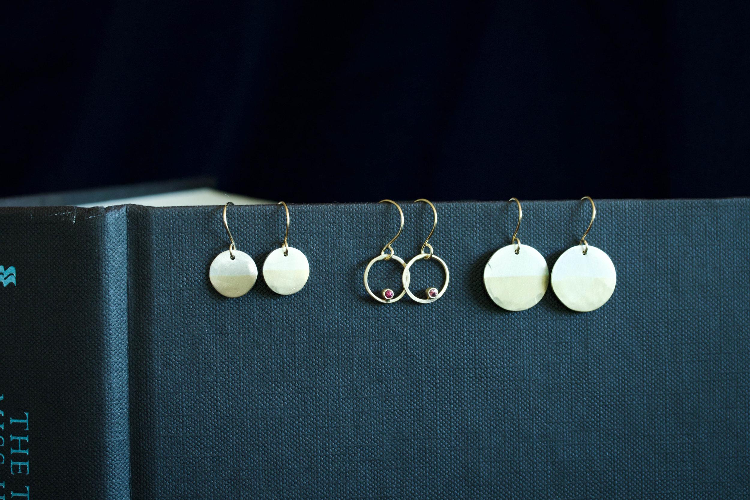 RMG Collection IX Sunrise earrings and Circe Ruby earrings .jpg