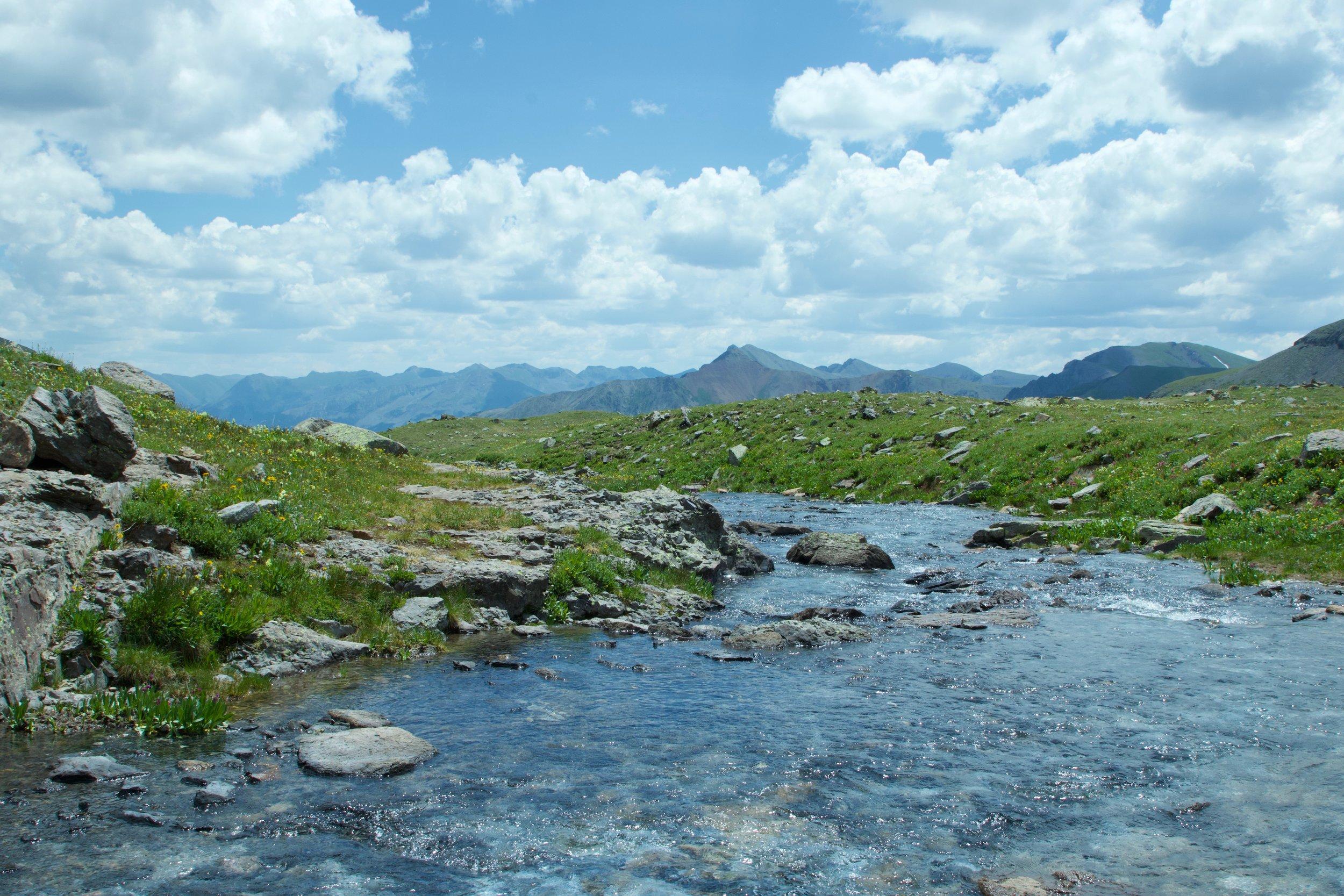 Ice Lake Colorado Rebecca Mir Grady