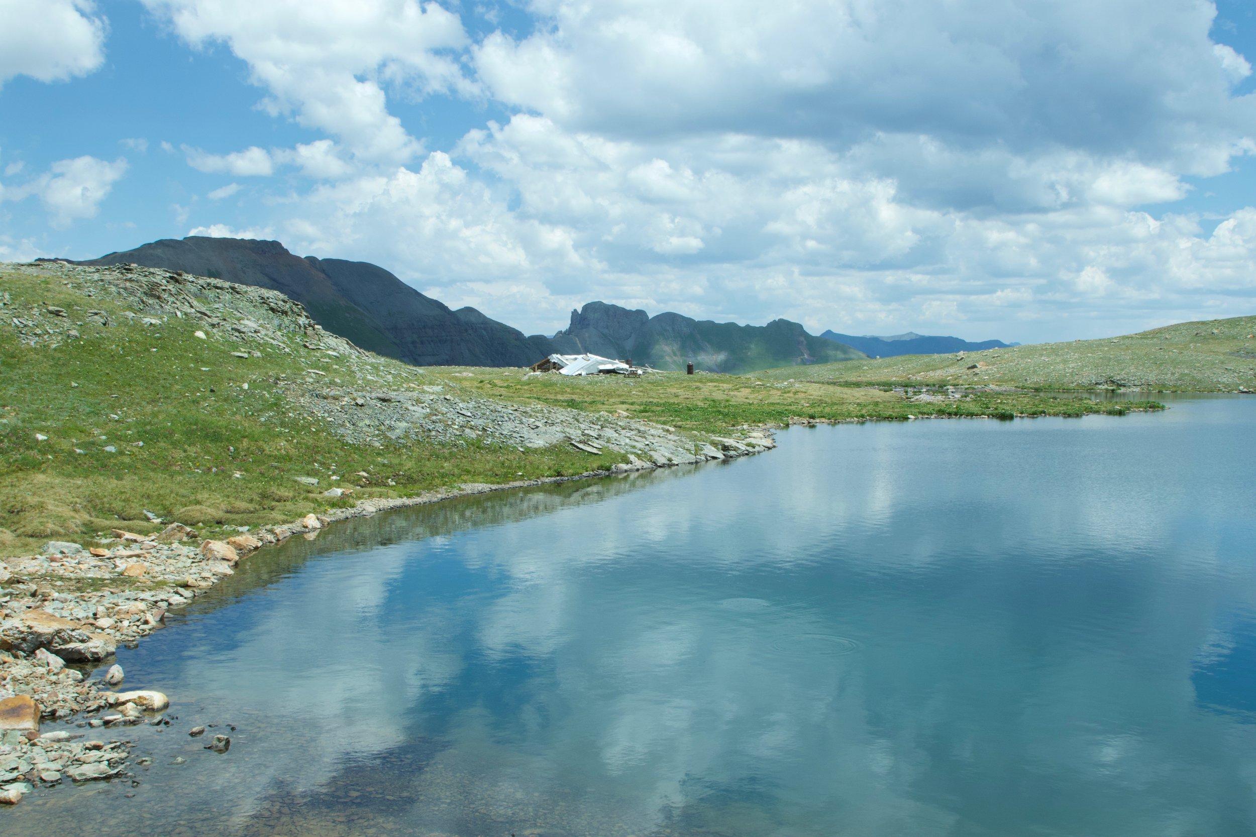 alpine lakes colorado rebecca mir grady