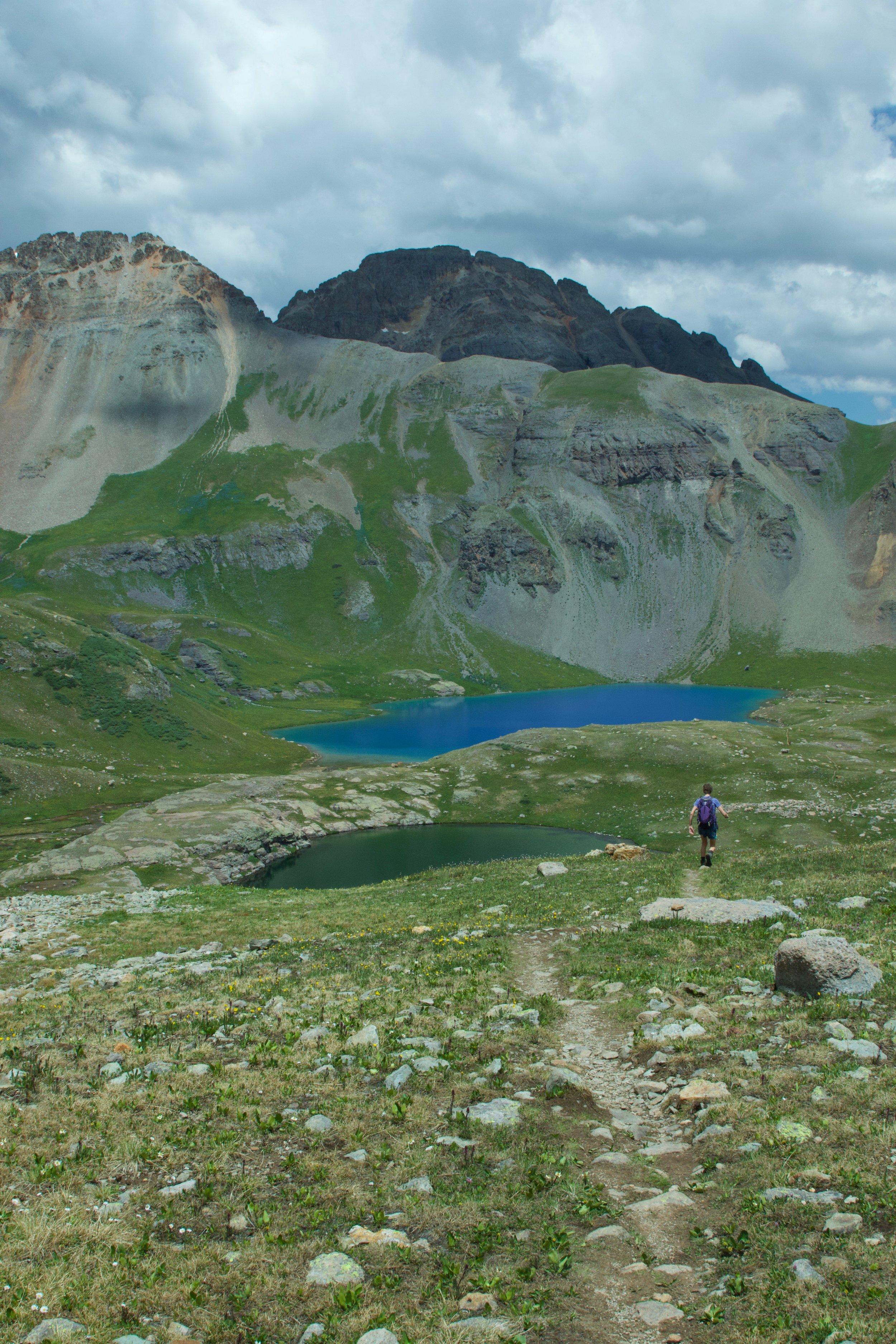 Ice Lake Hike Colorado Rebecca Mir Grady