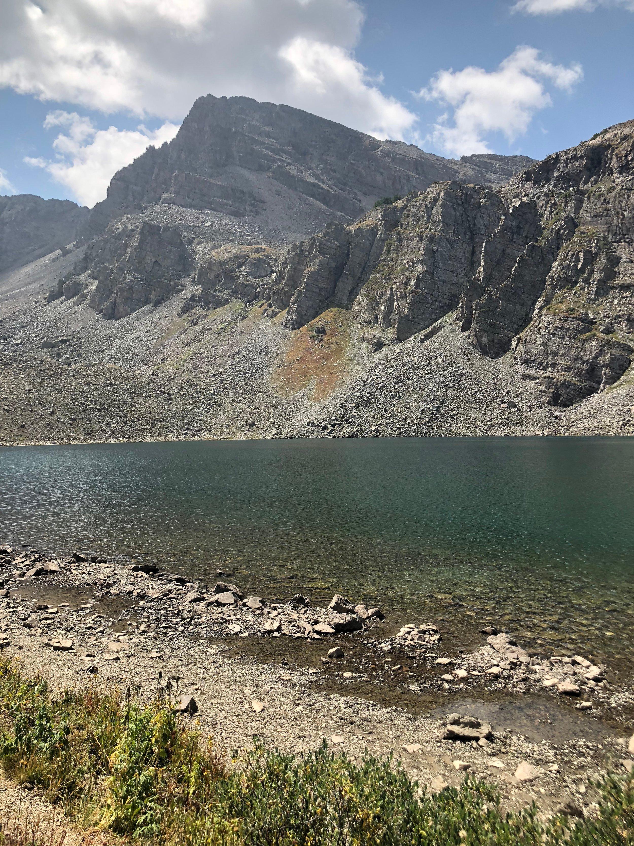 Cathedral Lake - Rebecca Mir Grady