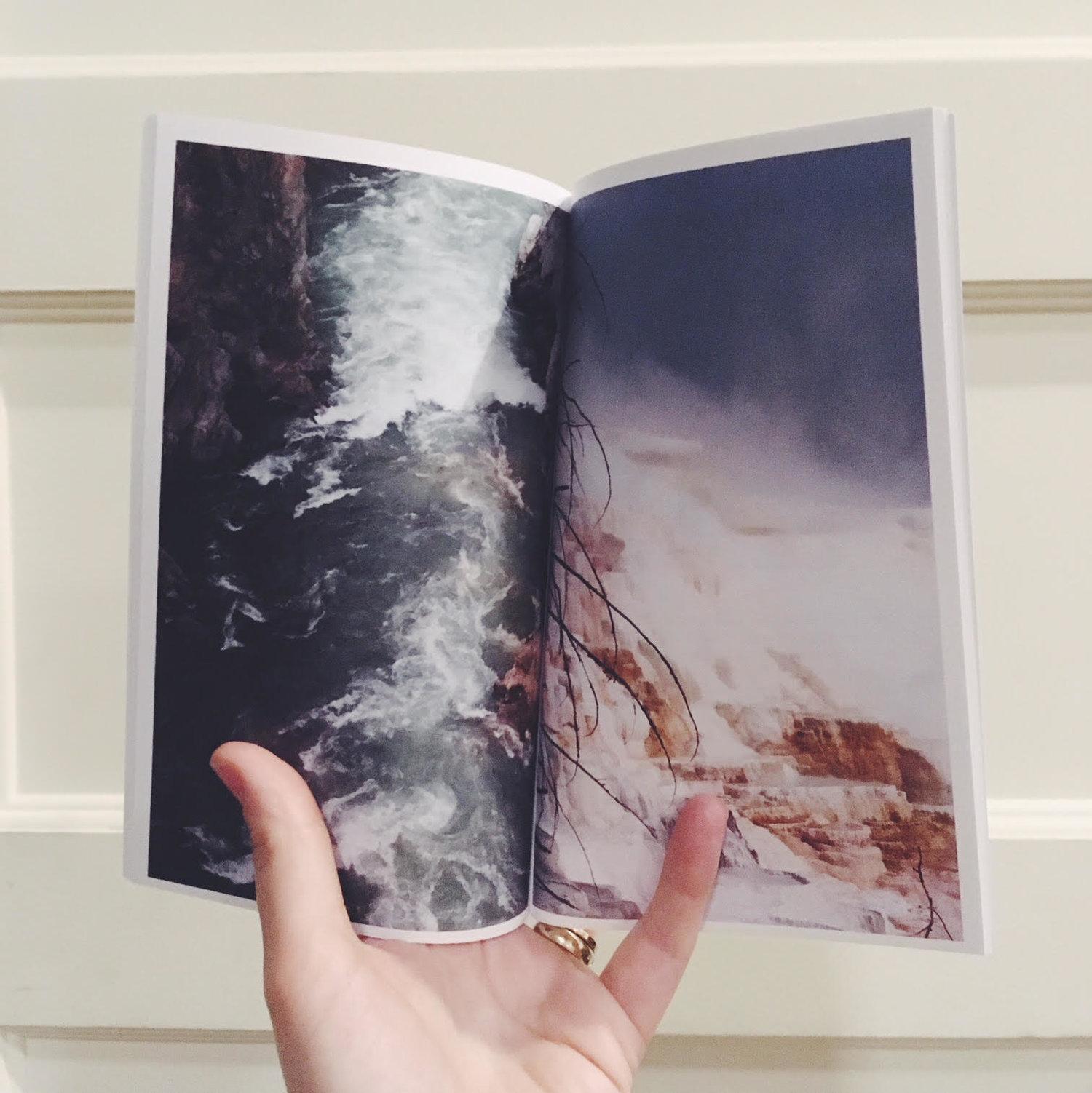 "our travel book  ""Strata"""