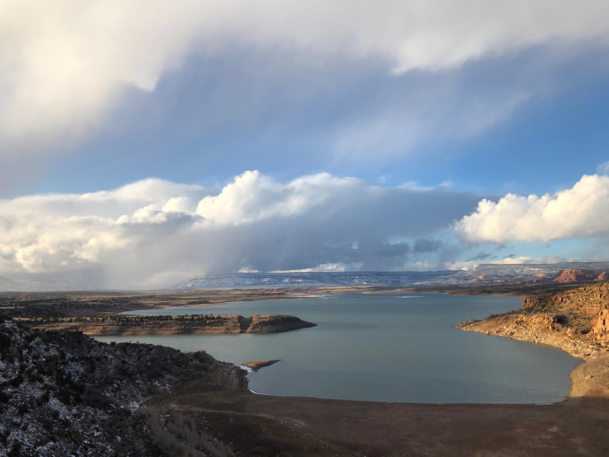 Abiquiu lake - Rebecca Mir Grady