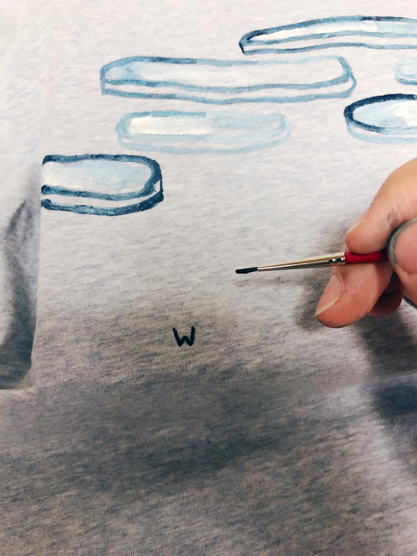 climate change t shirts - rebecca mir grady
