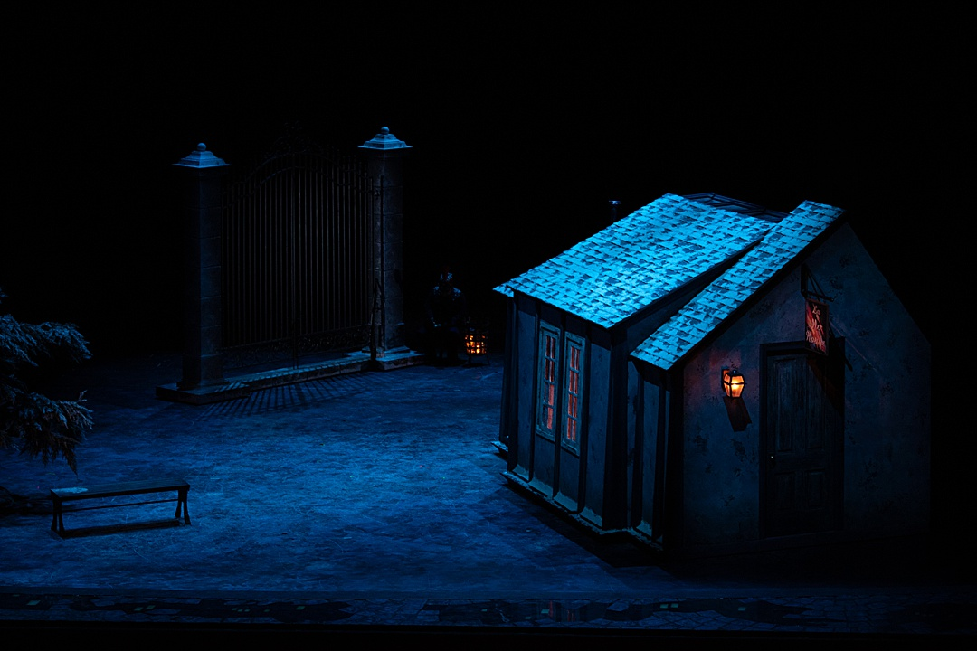 Things to see in Santa Fe La Bohéme at Santa Fe Opera