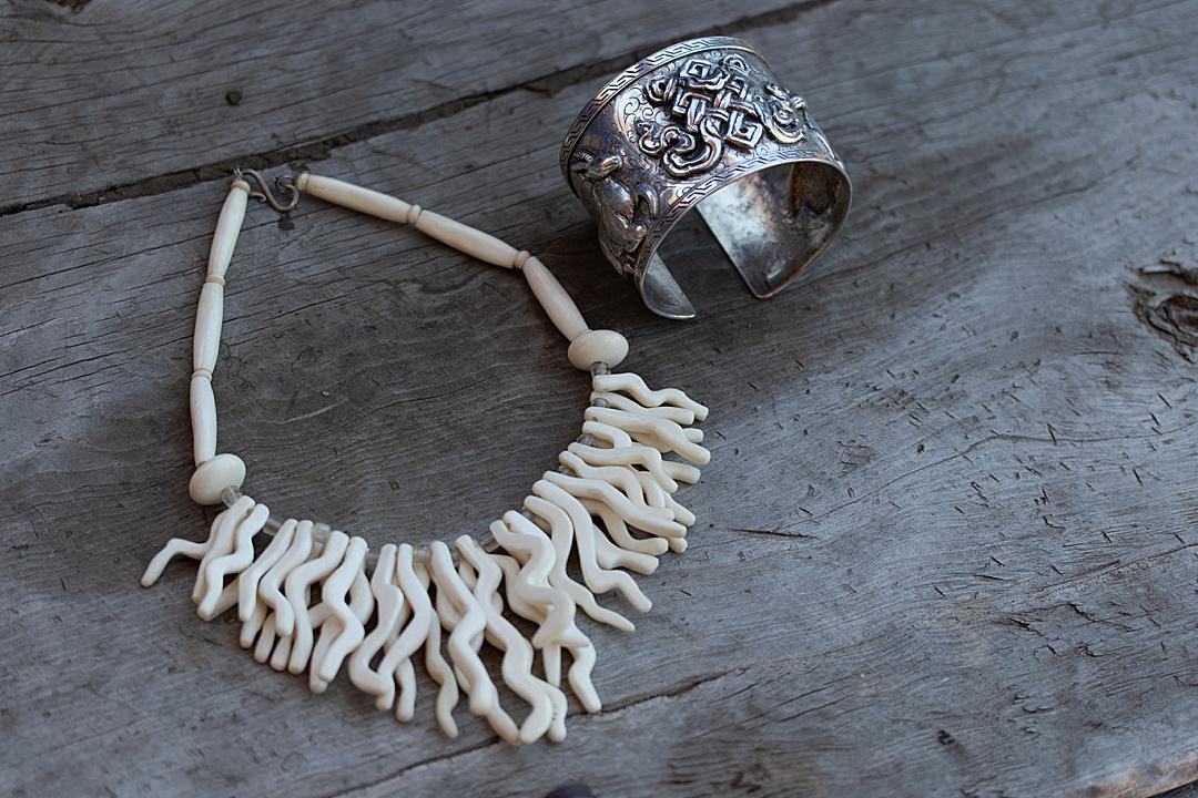 WorldWomenWork Silver Cuff Bracelet