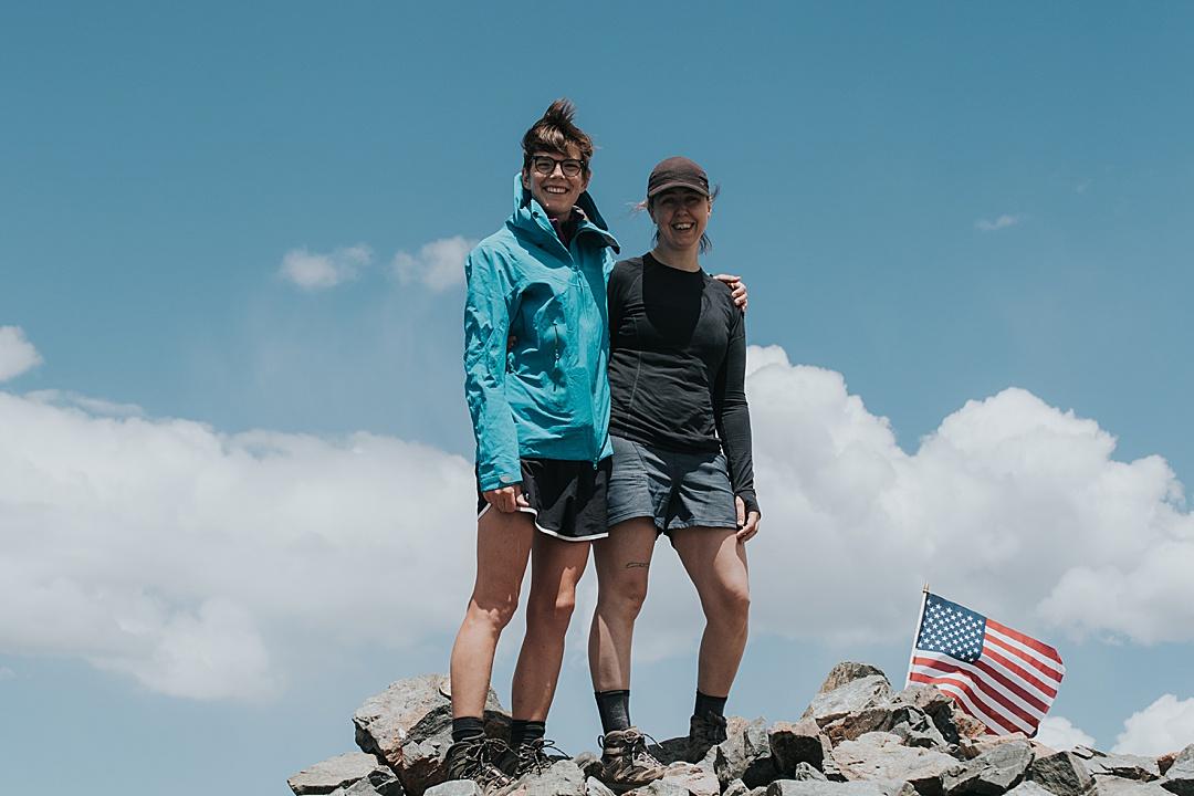 Mountain Time Wheeler Peak