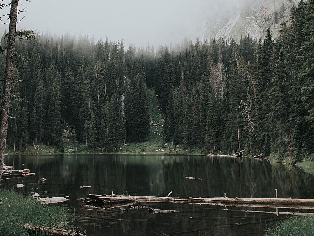 Mountain Time Trampas Lake