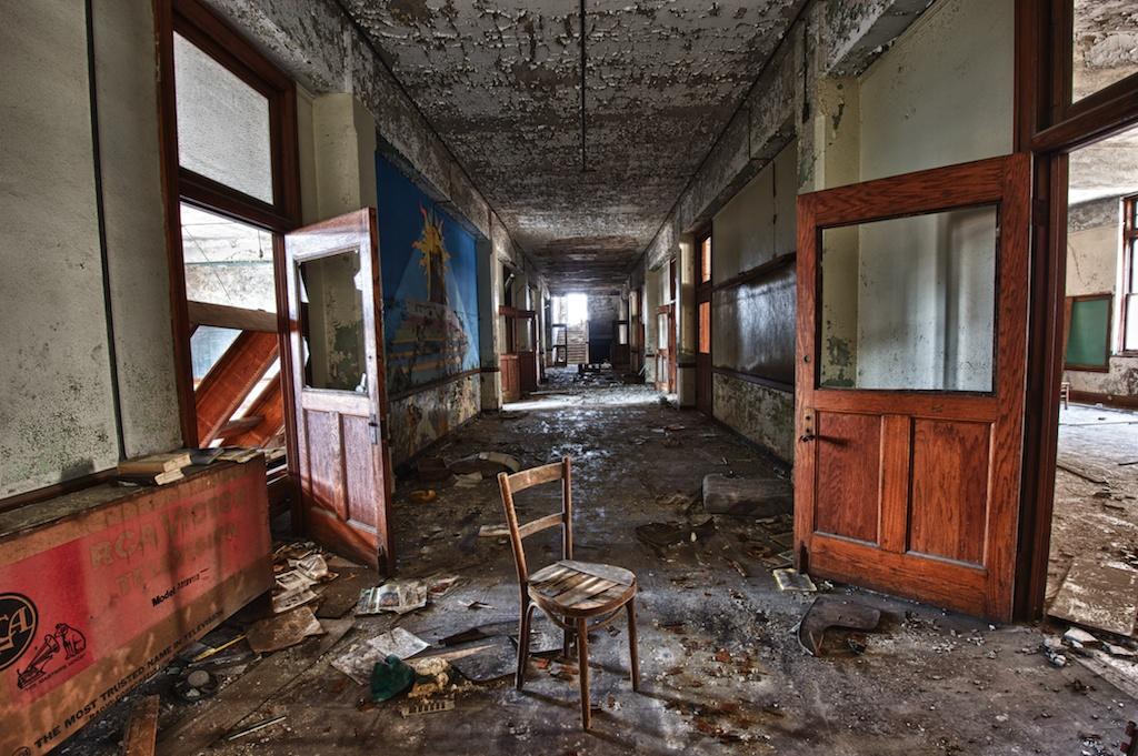 St. Agnes School Detroit Michigan