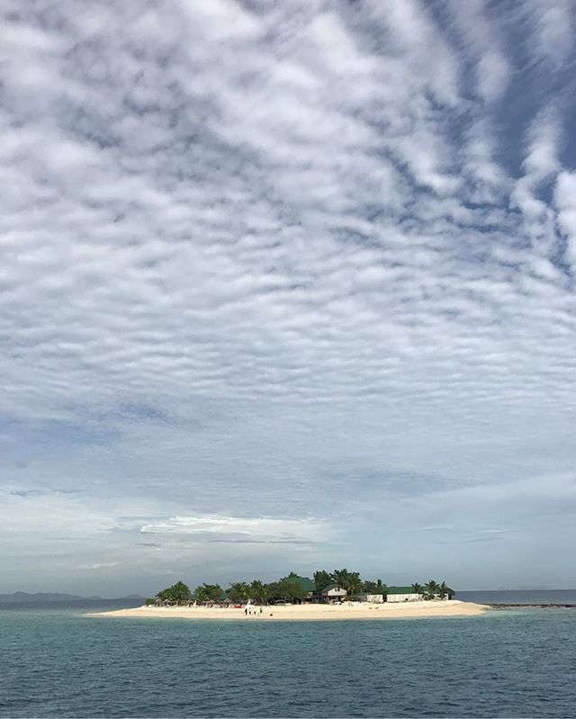 Fiji: Day 4. Today we left our little island* and headed to the mainland. We had such an amazing time. The staff and the people were all so great. This is something I'm never going to forget! #nofilter** #fiji #iphone7plus #iphoneonly *not the island we stayed on but one we saw on the boat ride home. ** I think I've committed to this trips editing theme being no filter. Honesty I don't think Fiji, New Zealand or Australia need editing. \_(o_O)_/