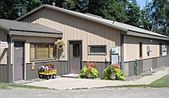 Kennel Building and Office