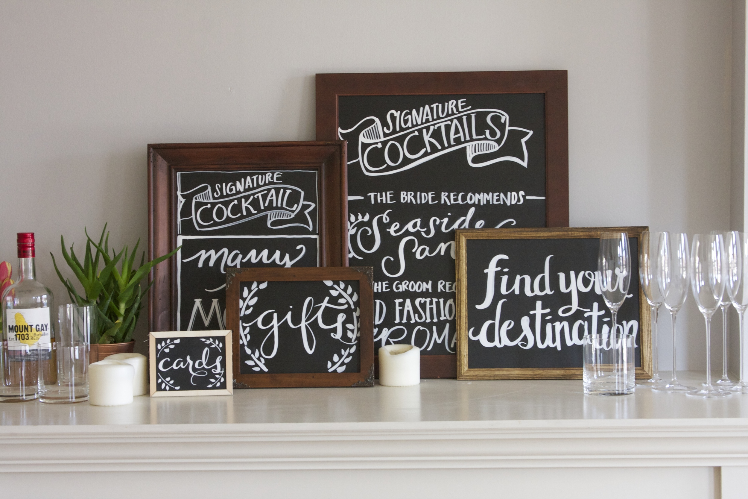 Custom Chalkboards