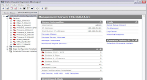 Watchguard System Manager (WSM)              Instructions