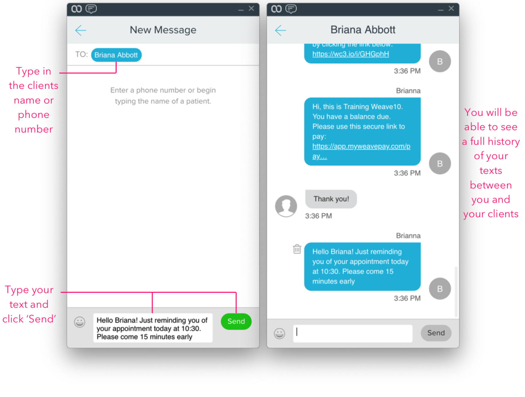 Weave X Messages App Screenshot 2.png