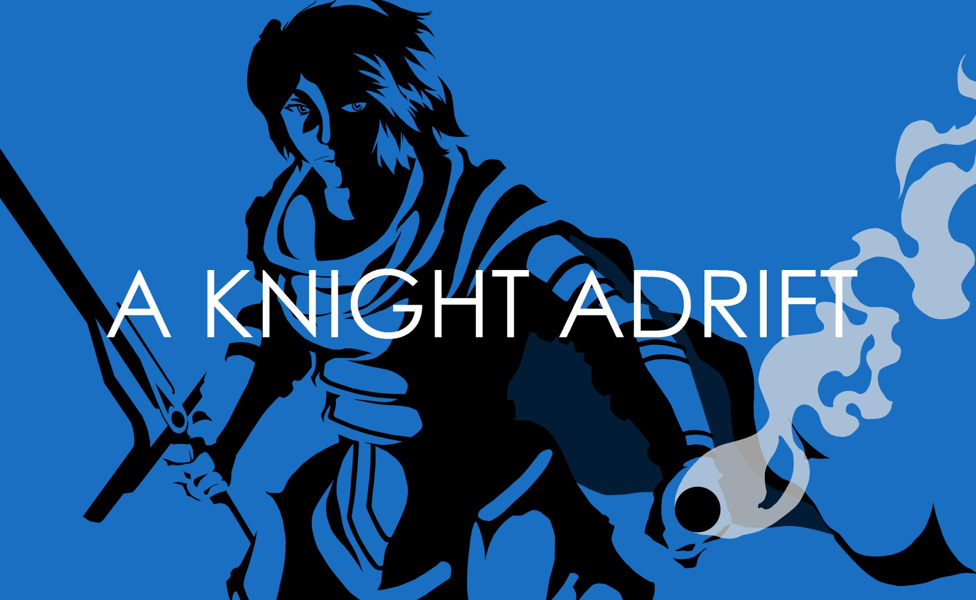 A Knight Adrift Wallpaper - Devin McKernan