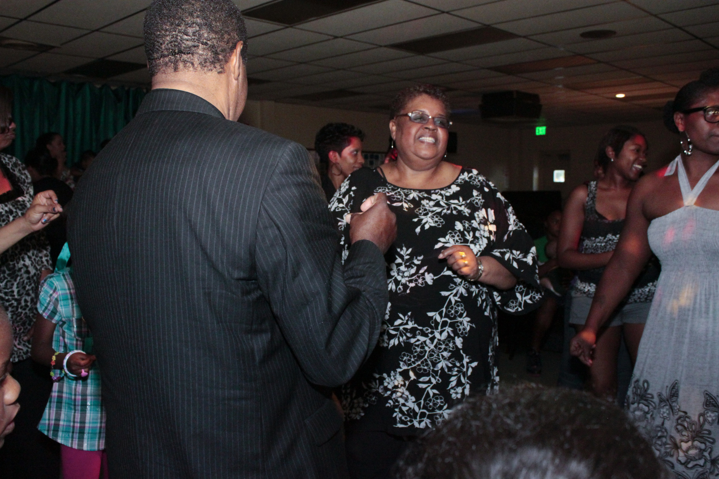 Surprise 70th Birthday Party