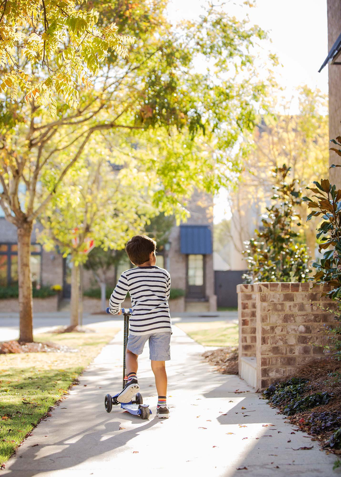 Walkability Sustainability Activity