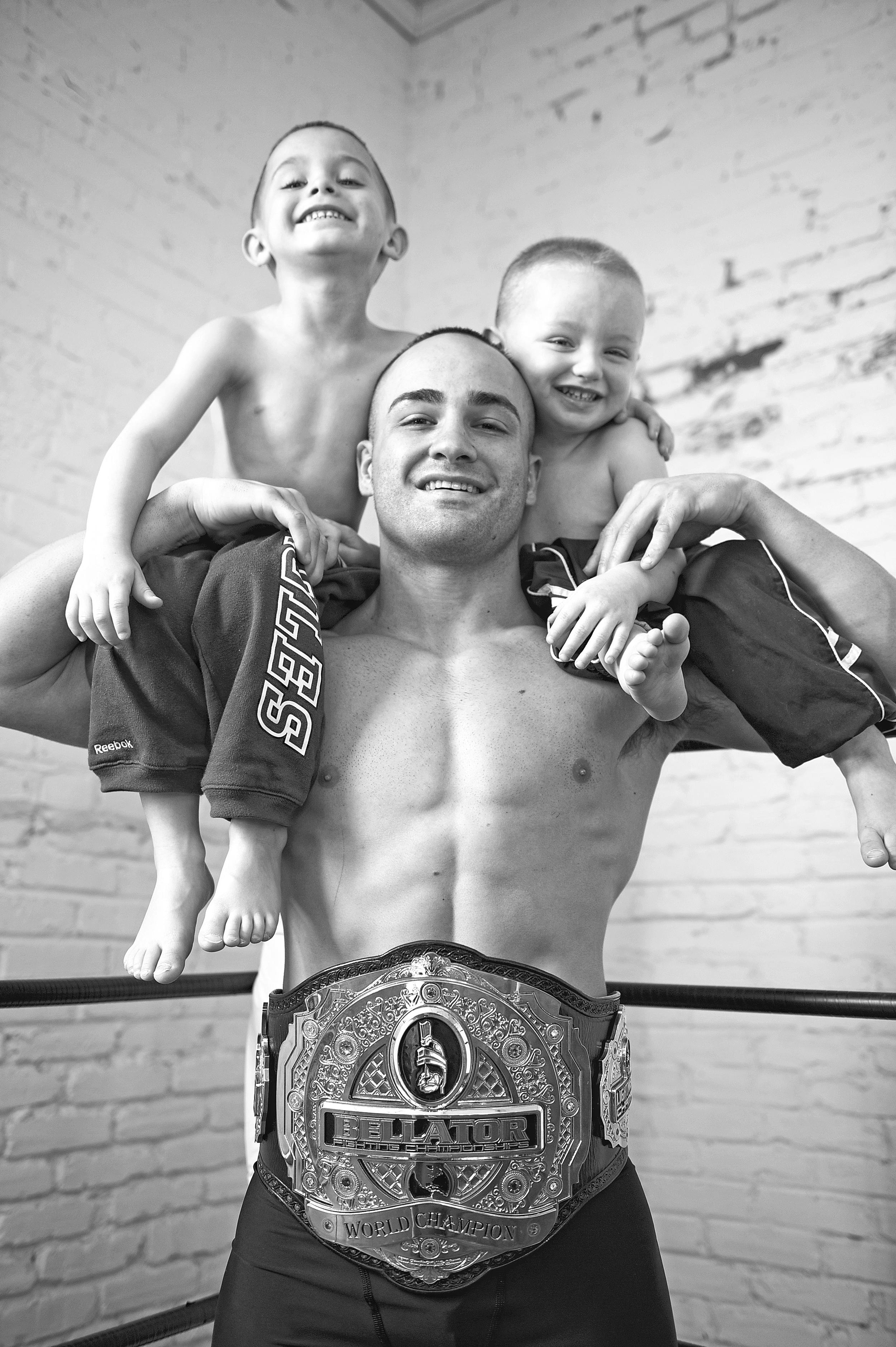EDDIE ALVAREZ & SONS