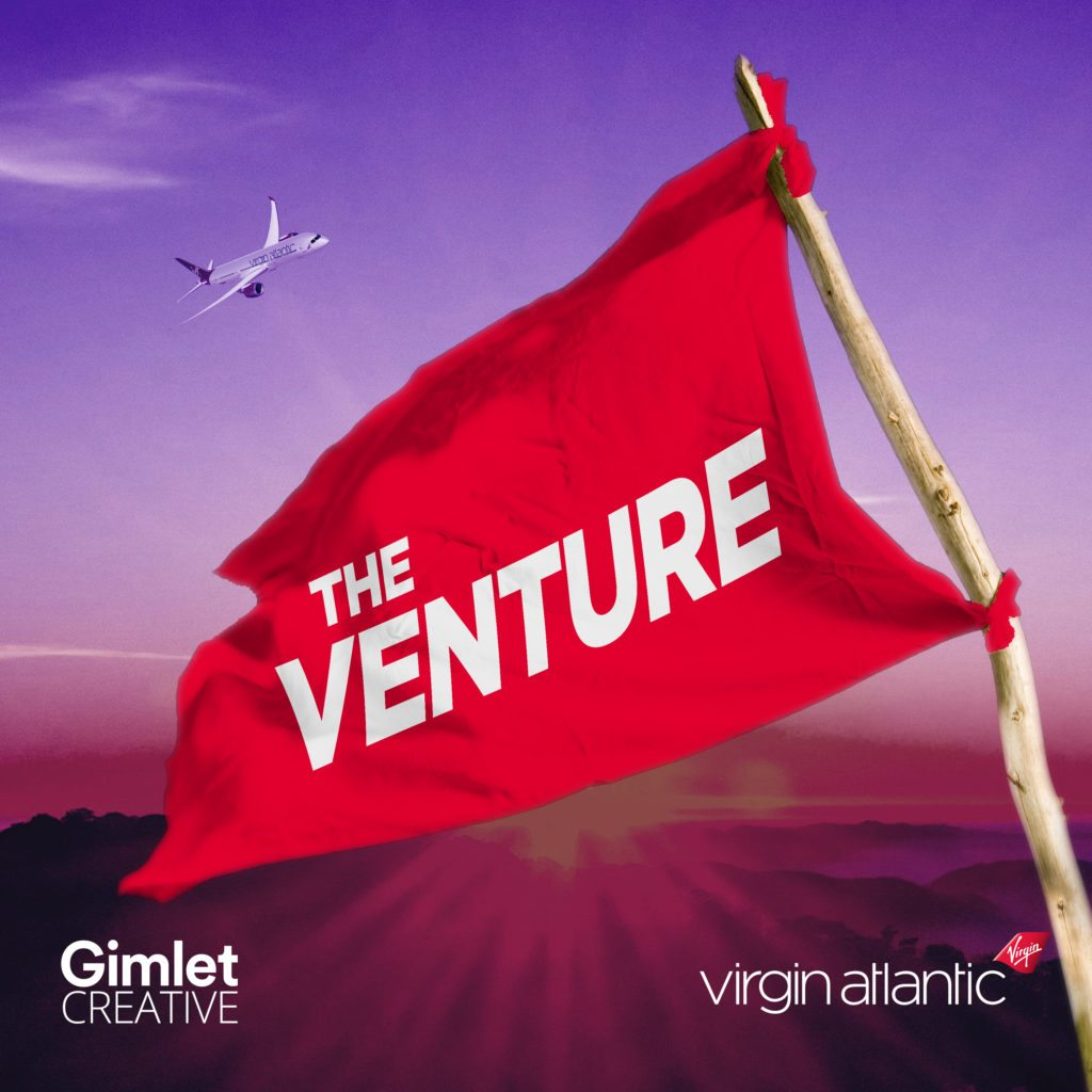Innovators, artists and risk takers. - The real adventures behind pioneering businesses, from the people who lived them. Brought to you by Virgin Atlantic and Gimlet Creative.