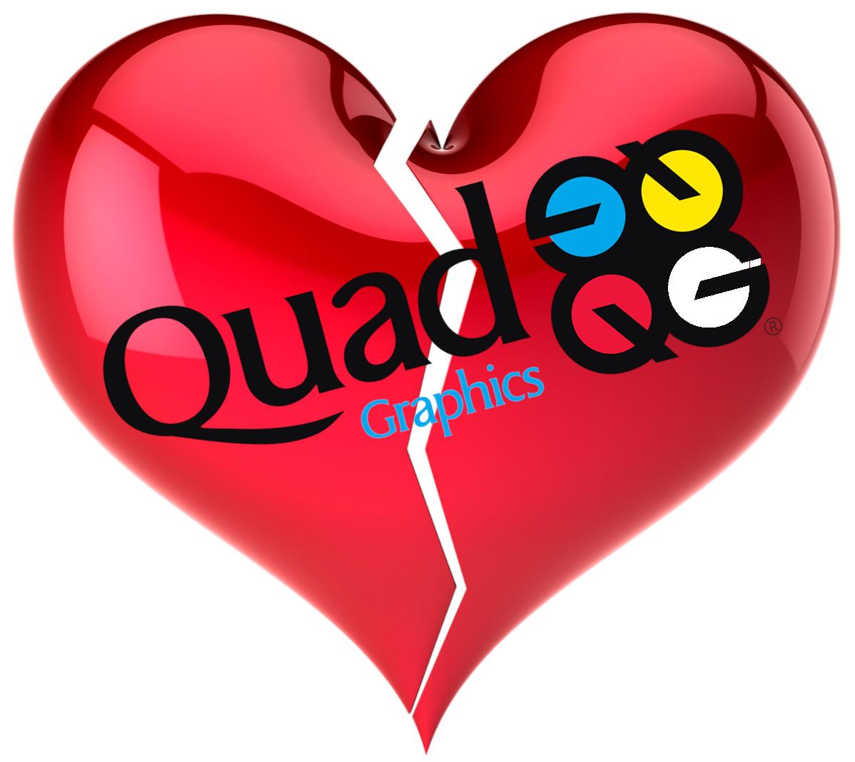 Am I Next? Layoffs at Quad Graphics. Plant Closing