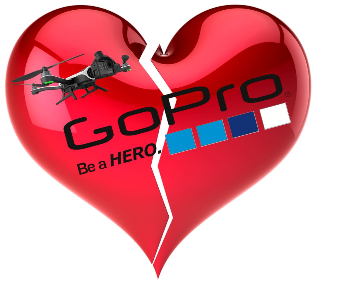 Am I Next? 200 - 300 Layoffs at Go Pro, mostly in their Karma Drone Operation.