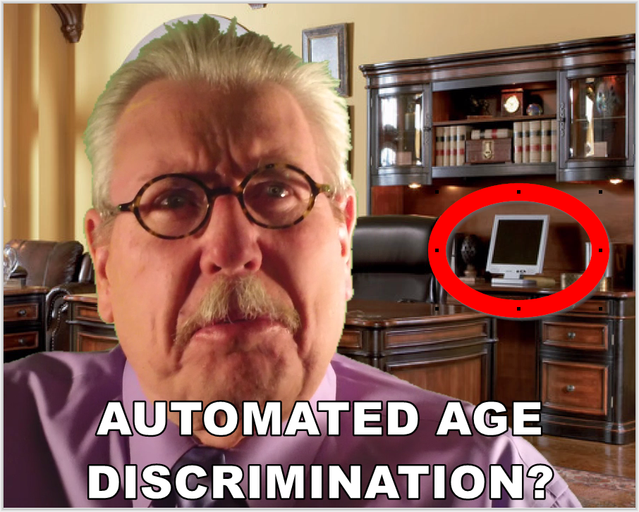Am I Next? Automated Age Discrimination, Facebook