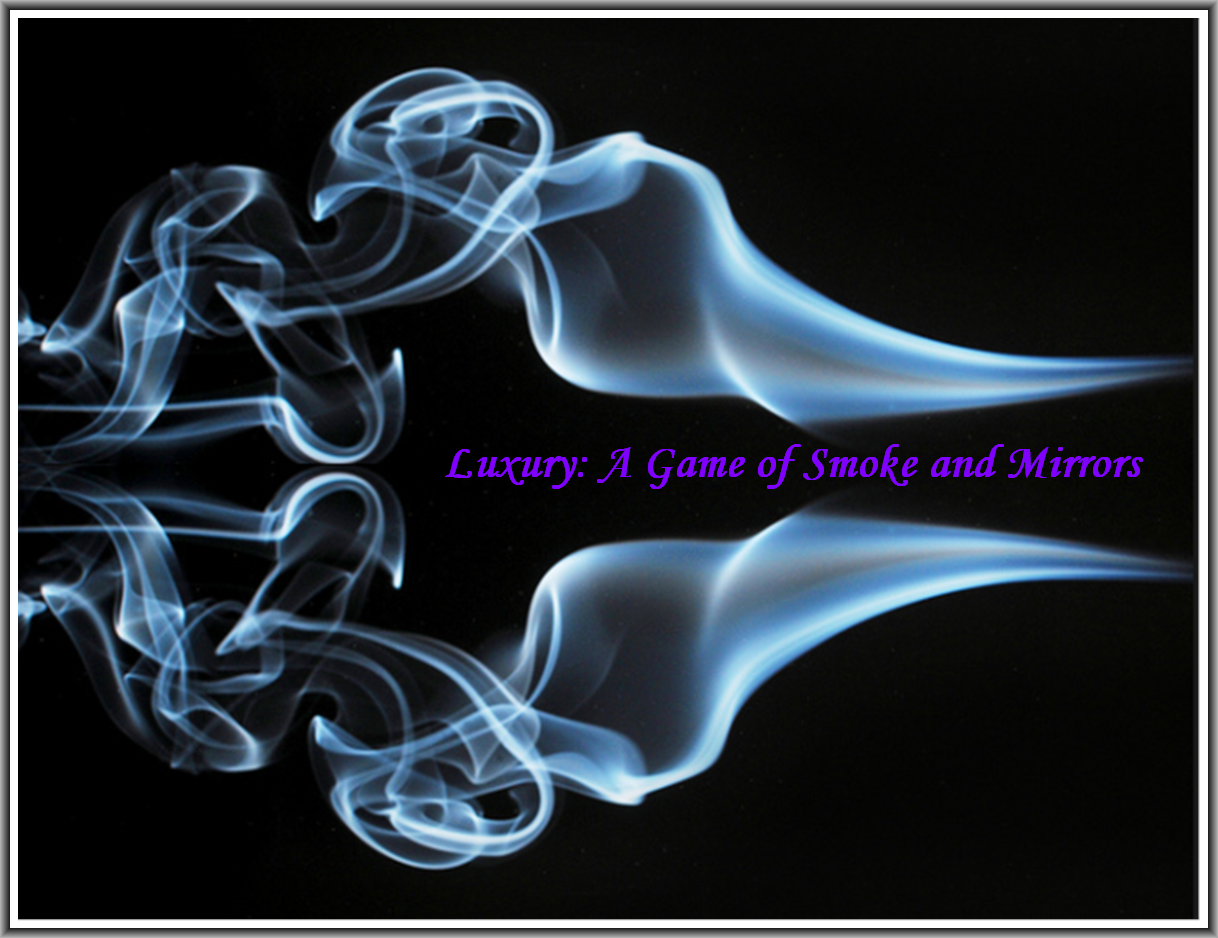 Am I Next: Luxury: A Game of Smoke and Mirrors