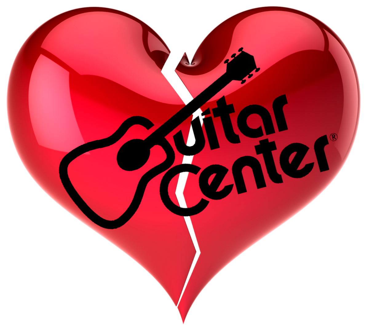 Am I Next? Guitar Center. Massive Debt Problems.