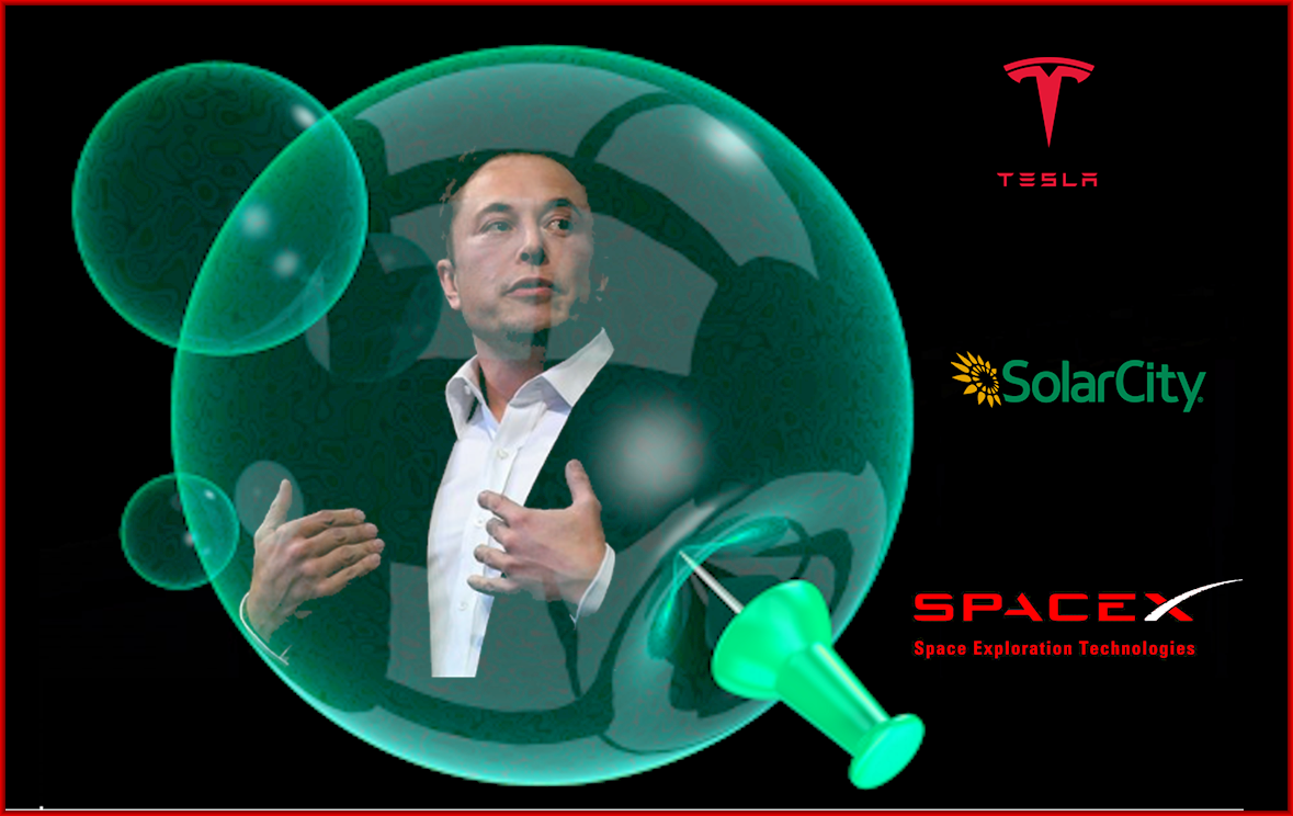 Am I Next? Is Musk trapped in a bubble?