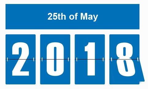 Am I Next? GDPR Compliance Date