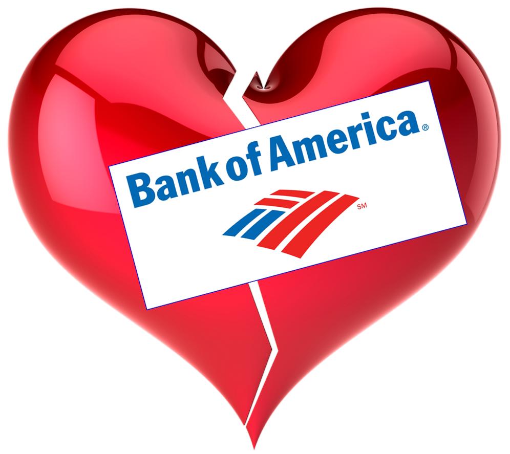 Am I Next? Layoffs -- Bank of America closing Pasadena California facility.