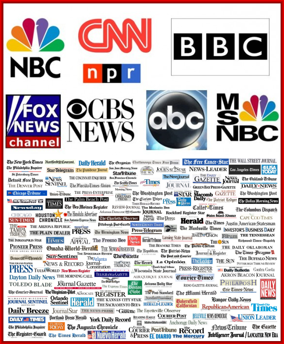 Am I Next? Fake news and the broken business model of the media