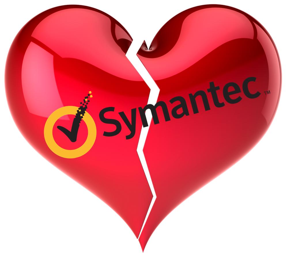 Am I Next? Symantec layoffs.
