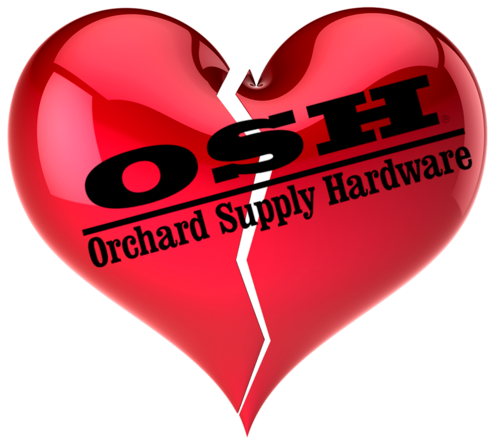Am I Next? Lowe's shutting down Orchard Supply Hardware, 4000 employees face layoffs.