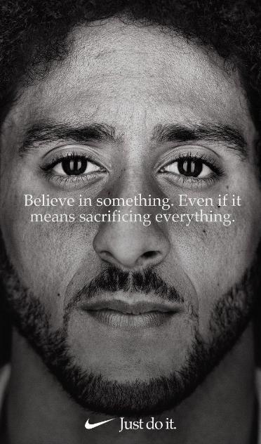 "Am I Next? Nike hires Colin Kaepernick as ""face of Nike."""