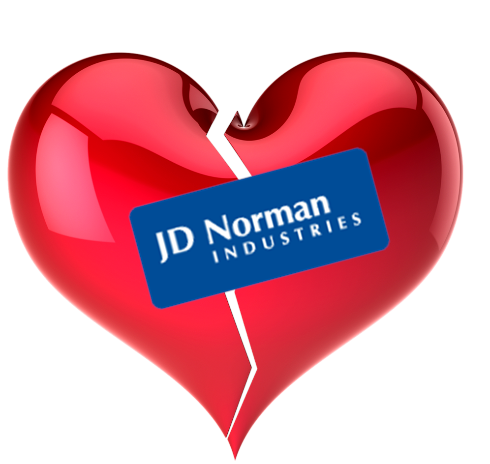 Am I Next? JD Norman lays off 130 and closes Muncie, Indiana factory.