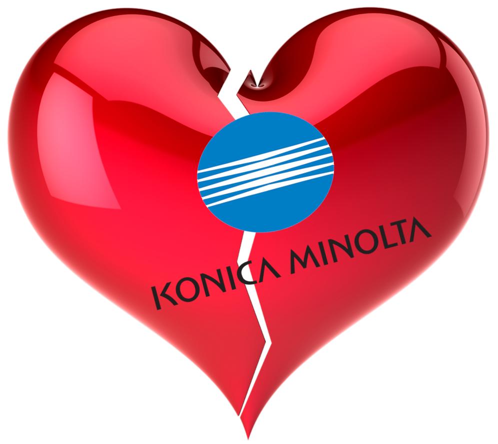 Am I Next? Konica Minolta to close Connecticut facilities - with mass layoffs.