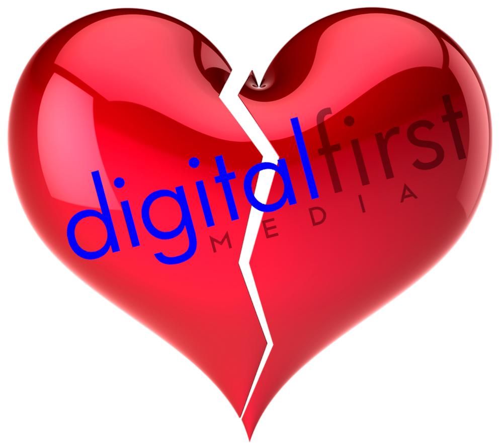 Am I Next? Mass layoffs at Digital First Media in Colorado Springs, Colorado.