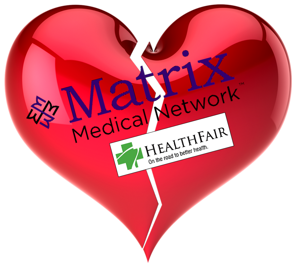 Am I Next? Matrix Medical Network - HealthFair Layoffs.