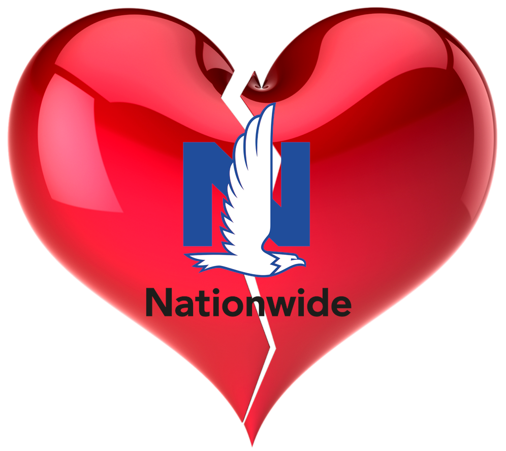 Am I Next? Nationwide to layoff 1,100 plus workers.