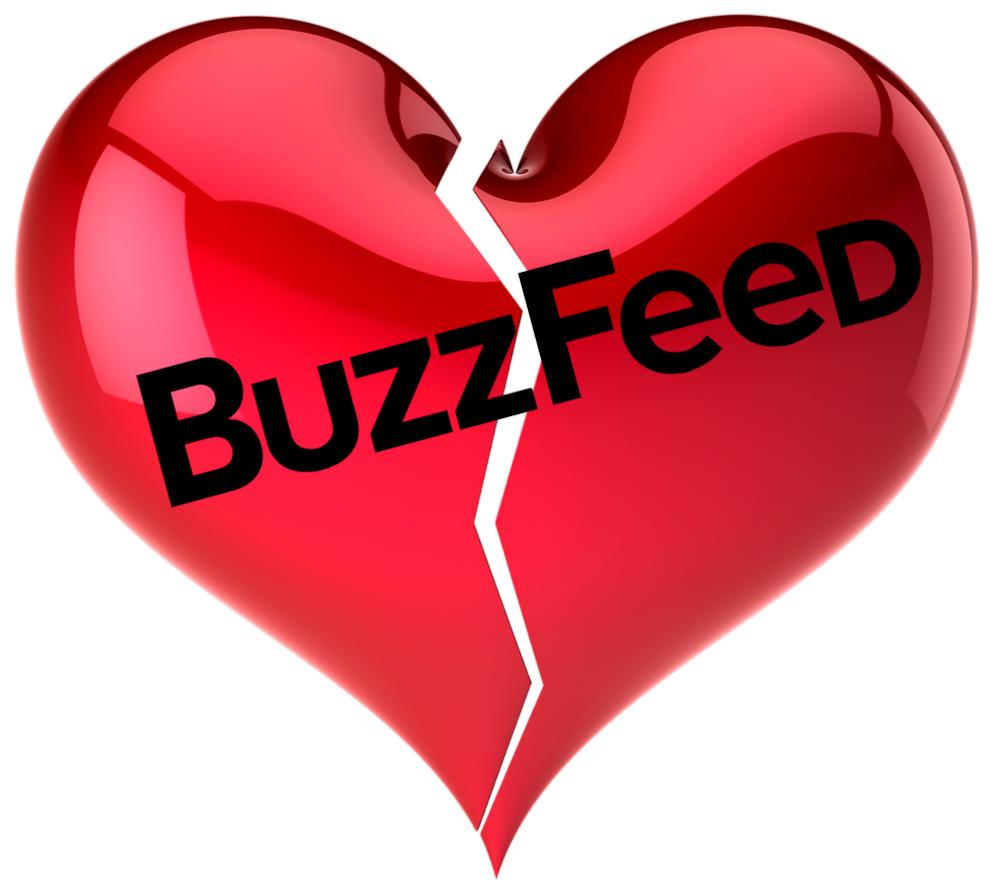 Am I Next? Mass layoffs at BuzzFeed.