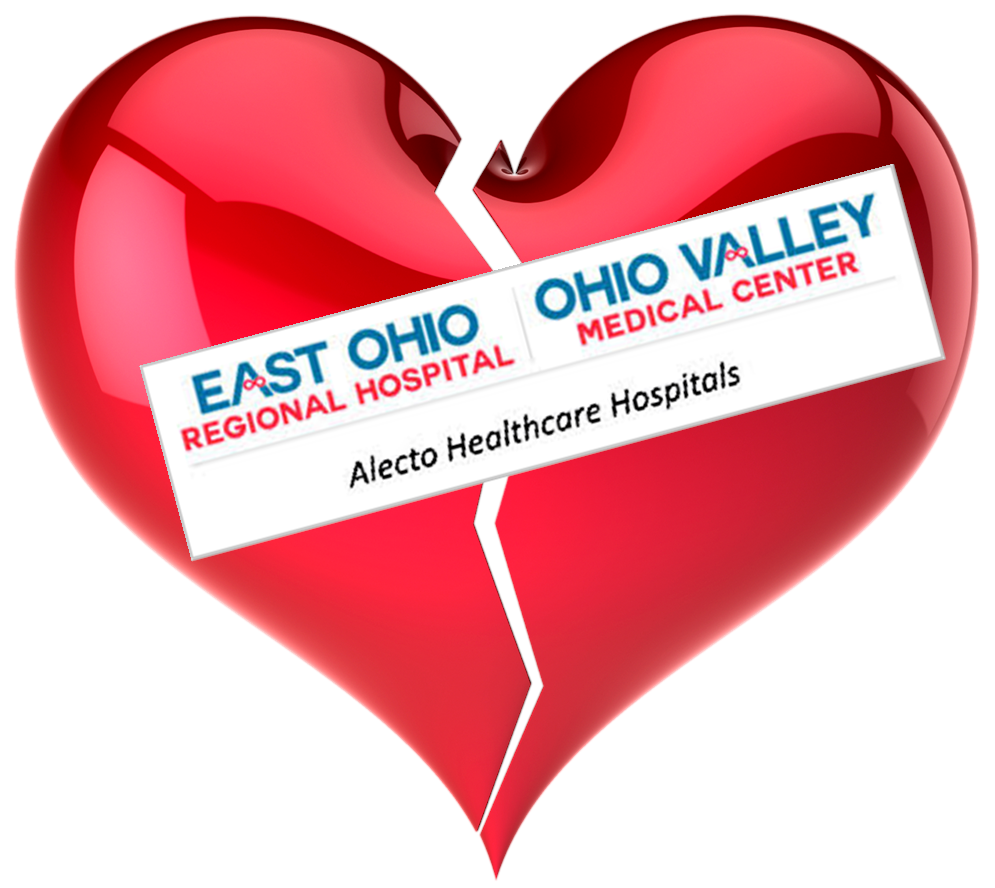 Am I Next? East Ohio Regional Hospital and Ohio Valley Medical Center layoffs.